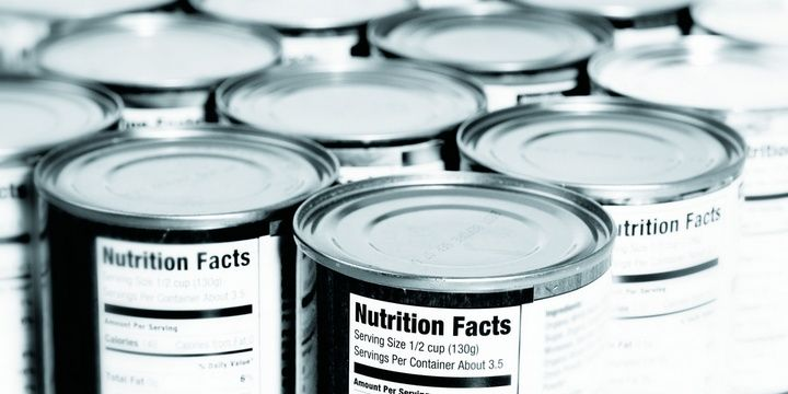 6 Important Components That Food Labels Display Protein