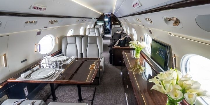 7 Typical Lies about Private Jets No difference in the comfort level