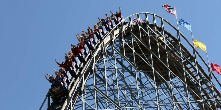 8 Scariest Roller Coasters in the United States of America The Voyage