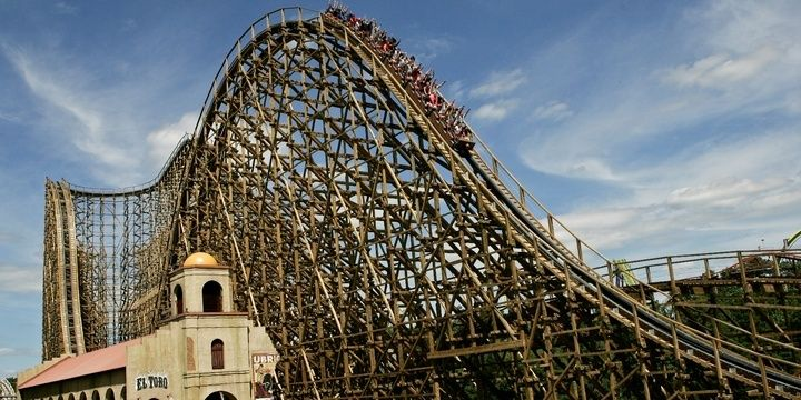 8 Scariest Roller Coasters in the United States of America El Toro
