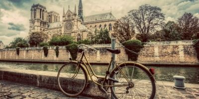 5 Perfect Locations for People Riding Bicycles